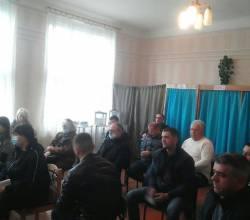 Відбулось перше пленарне засідання сьомої сесії восьмого скликання
